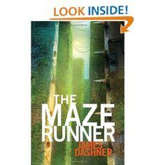 The Maze Runner (Maze Runner Trilogy,Book 1): James Dashner: 9780385737951: Amazon.com: Books