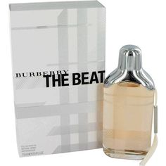 Meet The Beat From Burberry, which is the britain's most fashionable brand. A hip and trendsetting Floral/Woody scent for women with English attitude. Traditional Floral notes of Iris, Bergamot and Bluebell combine with Cardamom, Ceylon tea, Mandarin, Pink Pepper, Vetiver, White Musk, and Cedarwood for a smoky and sexy composition.