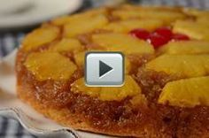 Pineapple Upside Down Cake - Joyofbaking.com
