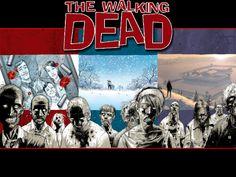 The Walking Dead Comic Book 1-24 Ita