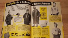 Vintage 1958 Boy Scouts CAMP WINNEBAGO CATALOG Uniforms & Insignia Catalog | eBay