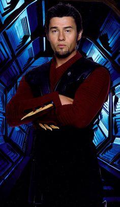 Andromeda - Telemechus Rhade played by Steve Bacic.