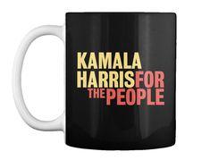 Kamala Harris 2020 T Shirts For People Black T-Shirt Front Kamala Harris, Twitch Hoodie, Democratic Party, Just For You, T Shirts For Women, People, Black, Black People, People Illustration