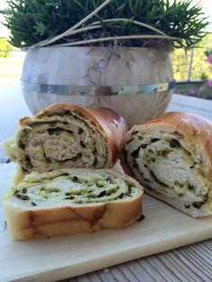 Brot/Weckerl - Backen macht GLÜCKlich - Stoibergut Snacks, Bread, Salzburg, 20 Min, Food, Anna, Cherry, Pesto Bread, Crack Bread