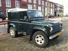 Land Rover Defender - 2012 Hellevoetsluis, Holland