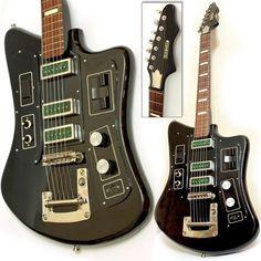 sound seen: Russian guitars