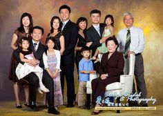 poses for family portraits | Family Portrait | Los Angeles and Orange County Wedding Studio ...