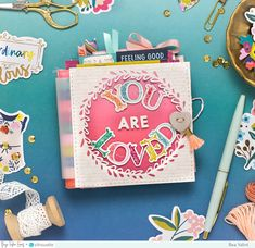 You Are Loved Mini Album by Bea Valint