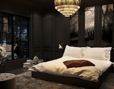 """Check out new work on my @Behance portfolio: """"Classic Bedroom"""" http://be.net/gallery/60746381/Classic-Bedroom"""