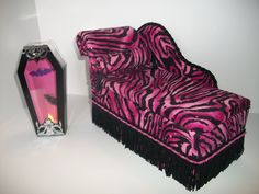 Monster High Doll House Ooak Rooms The Blonde In The Pic Dolls