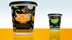 soup packaging design - Google Search