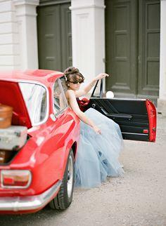 60s Glamour Wedding Inspiration