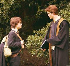 Harry & Cedric