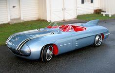 1956 Pontiac Club de Mer concept