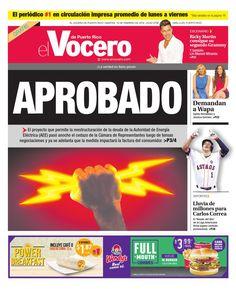 Edición 16 de Febrero 2016  El Vocero de Puerto Rico