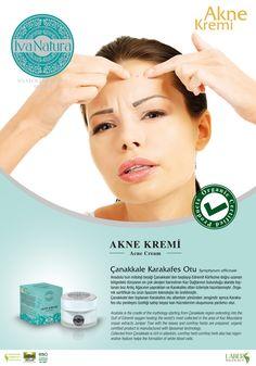 organic anti-acne cream from Çanakkale
