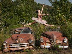 Rusty Classic Cars Dancer
