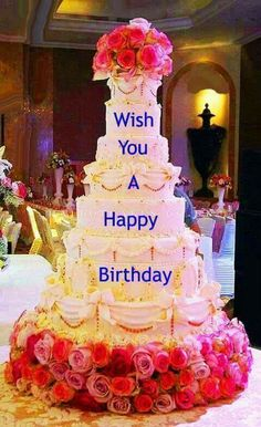 90 Best Birthday Wishes, Messages & Quotes, Message, Quotes ~ My Happy Birthdays Birthday Cake Gif, Happy Birthday Words, Happy Birthday Cake Pictures, Birthday Cake Writing, Birthday Wishes Greetings, Happy Birthday Wishes Images, Happy Birthday Video, Happy Birthday Celebration, Best Birthday Wishes