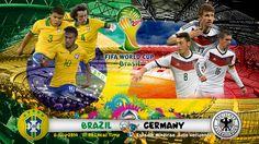 brazil vs germany world cup semi-final 2014