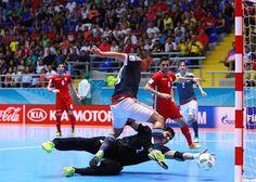 Blog Esportivo do Suíço: Algoz do Brasil, Irã bate o Paraguai na prorrogaçã...