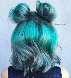 Bun-day #Hairspiration via @glamiris #TheBeautyAddict