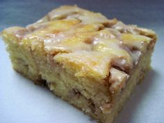 Cinnamon Bun Cake  Tried this today and WOW for  a coffee cake!  Easy to make