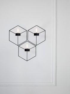 POV candle holder   Note Design Studio