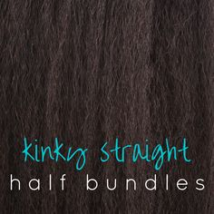 Kinky Straight - Half Bundle from KinkyCurlyYaki