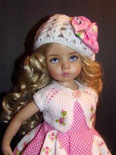 "Handmade set For Dianna Effner Little Darling 13"" Doll"