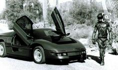 "Dodge M4S turbo interceptor from the 1986 action /supernatural tv movie ""The Wraith"""