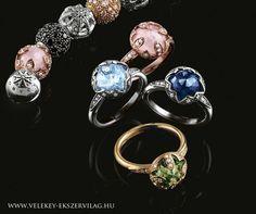 Thomas Sabo, Pandora Charms, Charmed, Bracelets, Rings, Jewelry, Jewlery, Jewerly, Ring
