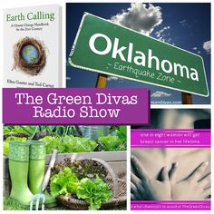 Green Divas Radio Show: Ellen Gunter, Earth Calling & More
