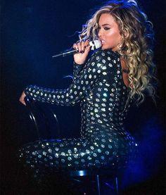Beyonce Rocked in a Figure