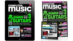 Computer Music 187, Feb 2013 - Virtual Guitars - On sale now