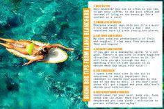 Bikini Bod Tips From Alana Blanchard   Goldfish Kiss