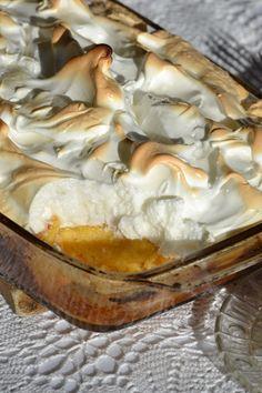 Narancsos zsemlepuding édes habhegyekkel « moksha.hu