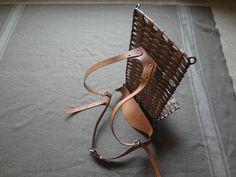 Bushcraft External Frame Backpack by PaulSiebenthal on Etsy