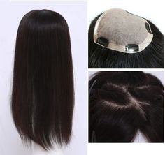 How to deal with hair loss or thinning hair among women,the best hair loss remedy,dark black color loose wavy human hair toppers for women are just for your selection and 2017 newest hairstyle! We offer hairpieces for thinning hair on top here.Use the Medium Top to add fullness and volume instantly, cover undesirable roots, and much more!Blonde,Brown,balayage,caramel,highlights,lowlights,mixed hair colors,This top piece attaches with 4 metal wig clips; these clips will stay in even the…