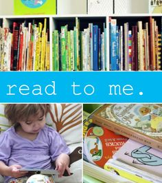 Great article with helping to get kids to want to read.  Also great website!