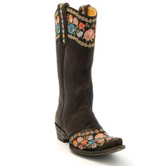 Old Gringo Chocolate Gayla Boot at The Maverick Western Wear