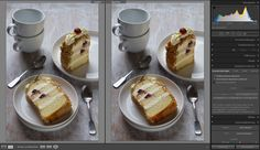 Food-Fotografie | Meine Bildbearbeitung in Lightroom 5