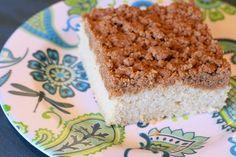 Sarah Bakes Gluten Free Treats: guest post...gluten free vegan coffee cake