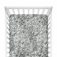 Cacti + Cac-YOU = Cact-US! This modern and minimal cactus nursery bedding is sweet and simple. We love black and white nursery's. Add a pop of color in the nursery or keep it simplistic and gender-neutral. Your perfect boho inspired cactus nursery bedding look has arrived.