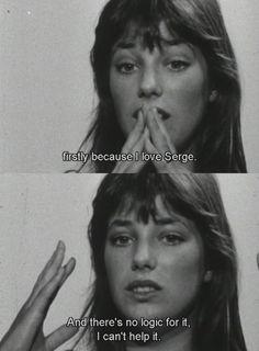 Jane Birkin on Serge Gainsbourg