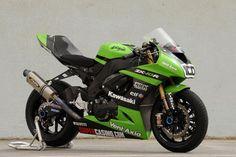 Kawasaki ZX-10R Superbike