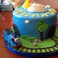 train decorated cake - Buscar con Google