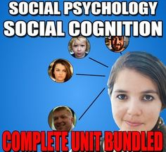 Social Cognition Complete Unit is comprised of Social Cognition Powerpoints with video links and presenter notes, worksheets, quizzes, a 55 minute video link with video worksheet, warmups, and final assessment, all bound together by daily lesson plans.