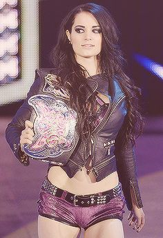 Paige WWE Diva. AKA Britani Knight