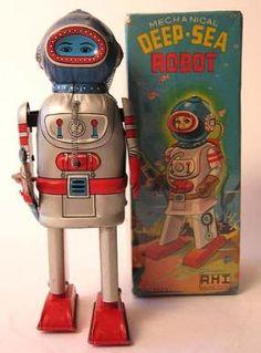 Deep-sea Robot