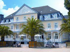 #Steigenberger Hotel Fürstenhof, Bad Pyrmont
